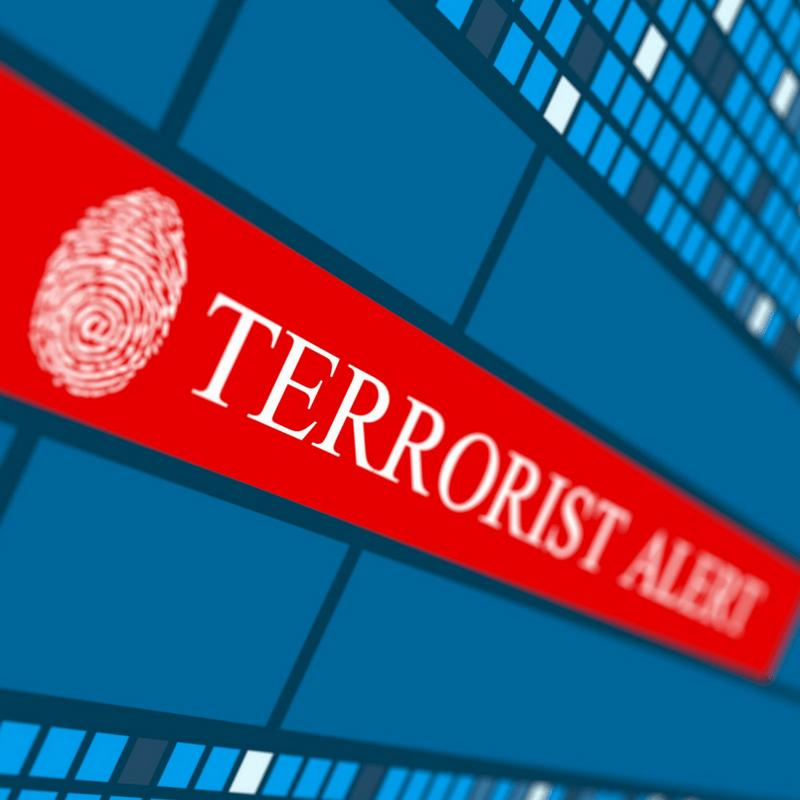 Blue Glacier terrorism