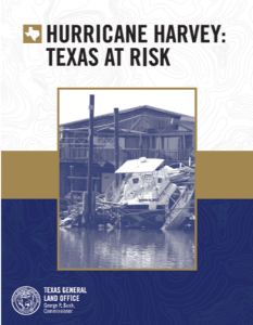 Hurricane Harvey Report Cover